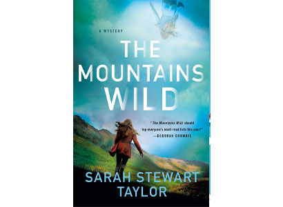 Author Luncheon with Sarah Stewart Taylor THE MOUNTAINS WILD