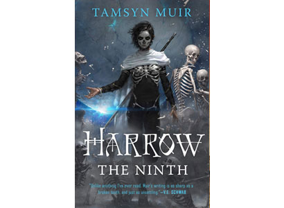 Jess's Staff Pick of the Month: Harrow the Ninth