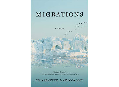 Barbara's Staff Pick of the Month: Migrations by Charlotte McConaghy
