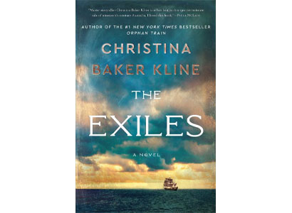 Barbara's September Staff Pick: THE EXILES