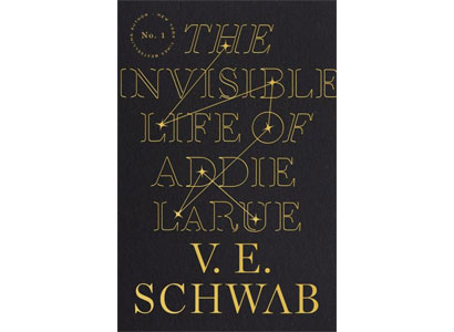 Jess's October Staff Pick: The Invisible Life of Addie Larue