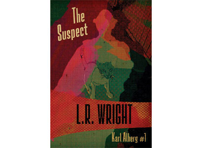 THE SUSPECT by L.R. Wright