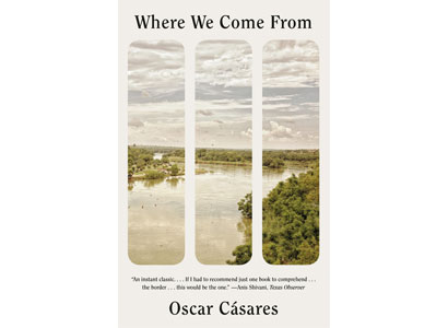 WHERE WE COME FROM by Oscar Casares